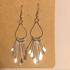 Jewelry - Sterling Silver Chandelier Earrings